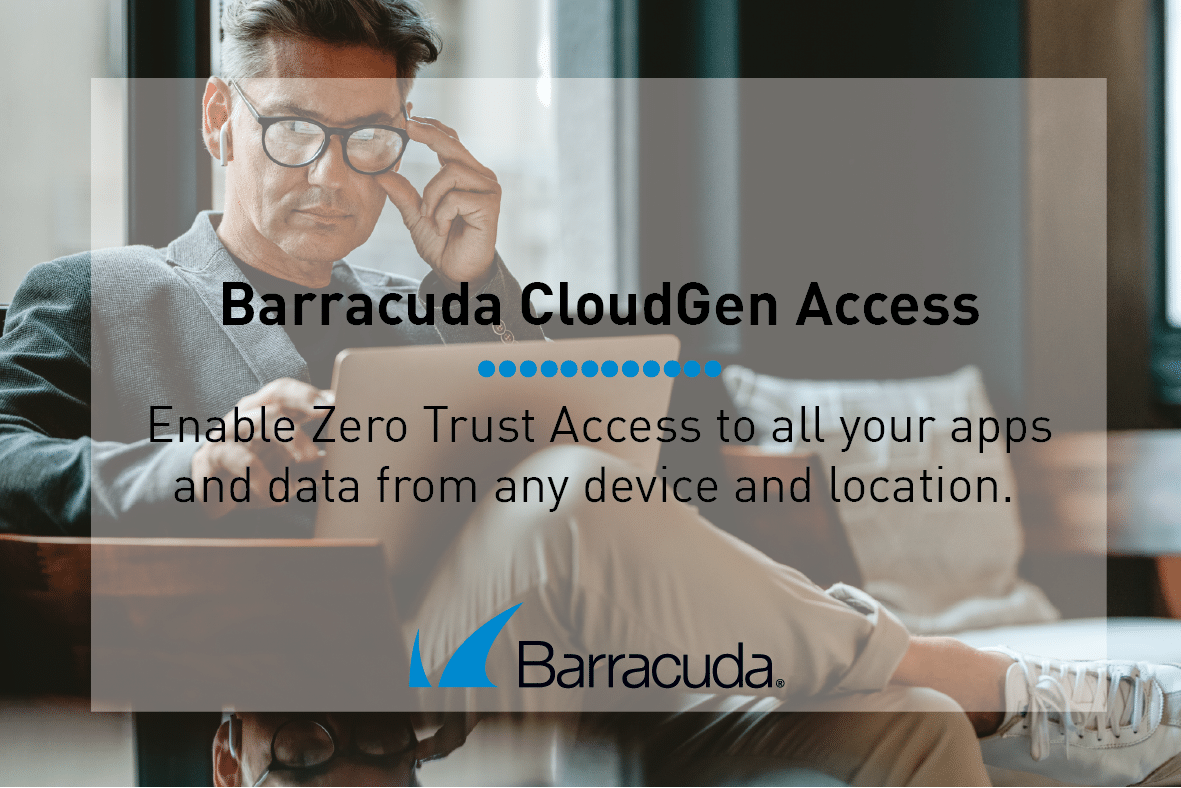 Barracuda CloudGen Access