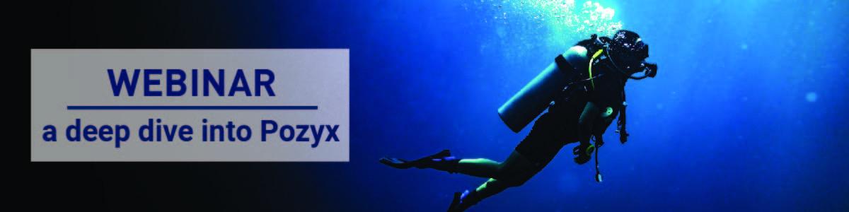 Webinar A deep dive into Pozyx